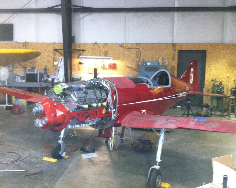 GP-5: Successful V8-Powered Reno Racer