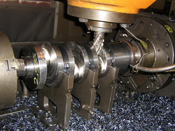 Crankshaft Design  Materials  Loads And Manufacturing  By Epi Inc
