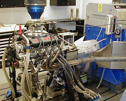 Dyno-System Upgrade for NASCAR Engine Supplier